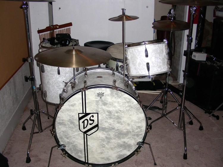 Mike James Jazz Don Schiller S Vintage Drums