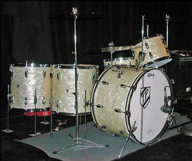 Vintage Ludwig Drum 85